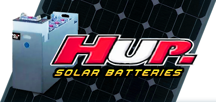 HUP batteries. Buy HUP batteries to replace your current deep cycle batteries and save!